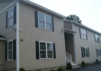 Eastside Town Houses, Jaffrey, NH