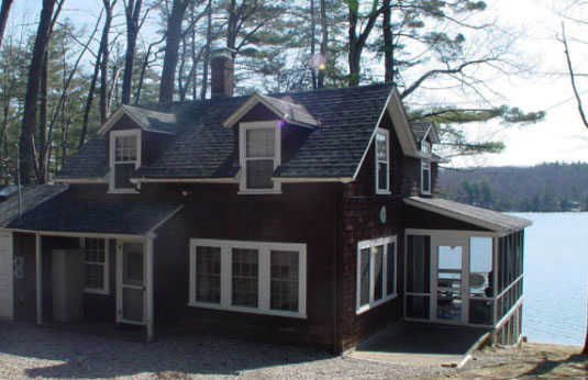 Thorndike Pond, Jaffrey, NH – Vacation Rental